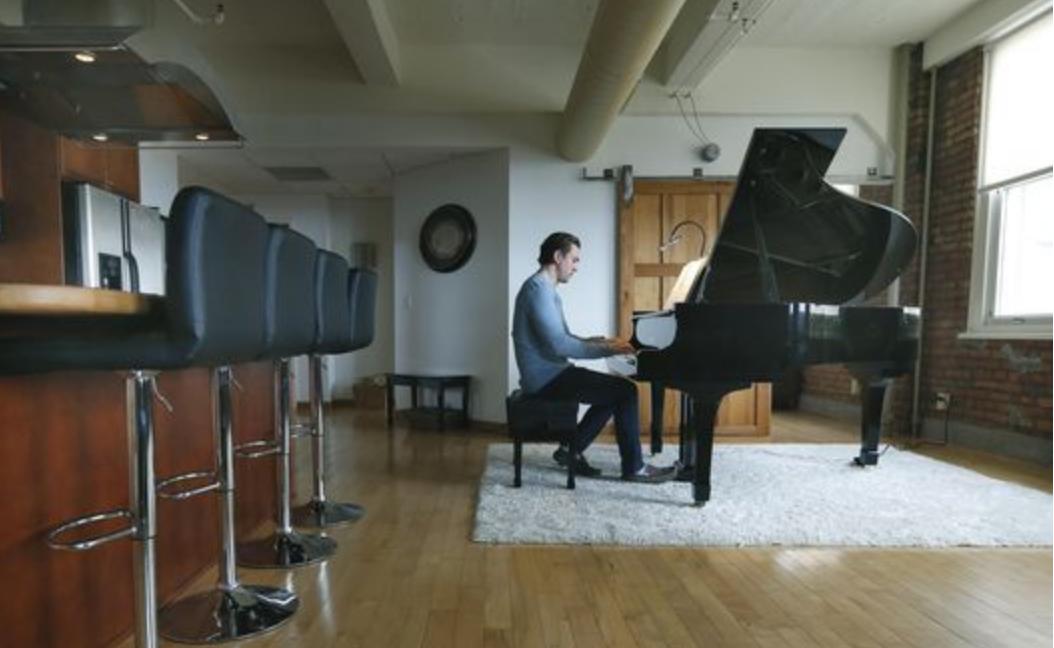 Downtown lofts in Rochester offer pop culture feel